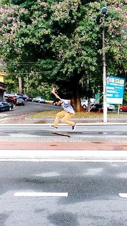 360flip Slowmotion Skate Skateboarding Só Agradece That's Me FUCK YOU Skatelife São Caetano Do Sul EyeEmBrasil