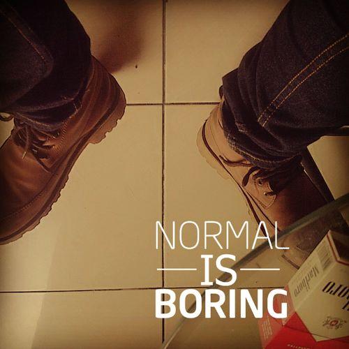 Marlboro Red Normal? Boring