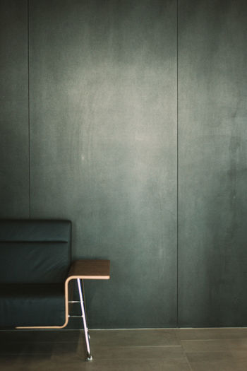 Empty Office Green Green Wall EyeEmNewHere Absence Architecture Business Chair Education Empty Furniture Indoors  Minimal Minimalism No People Seat Simple Simplicity Sofa Wall Office Building