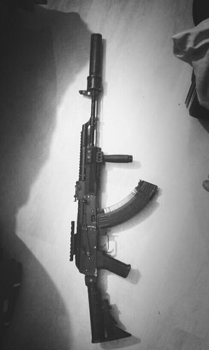 Airsoft My Baby My Gun