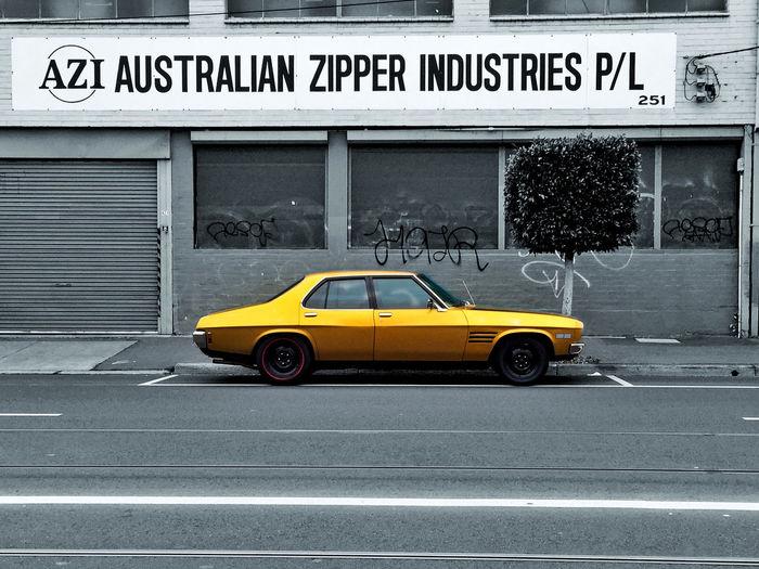 Car Melbourne Melbournite Victoria