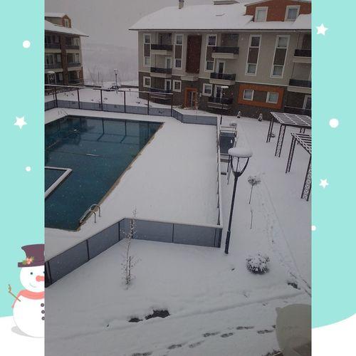 Kar Keyfî Kış Beyaz Izmit Yuvacık ⛄?