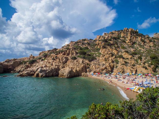 Cloud Cloud - Sky Li Cossi Mare Sardegna Sardinia Sea Water