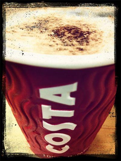Hot Mocha Coffee Break