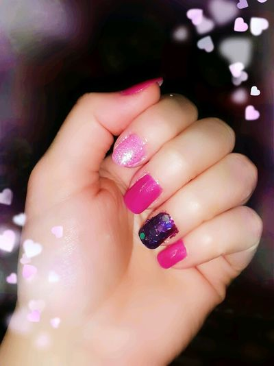 EyeEm Flower My Nails  Nails Beautiful Fashion Pink Pinknails Taking Pictures Taking Photos Amazing