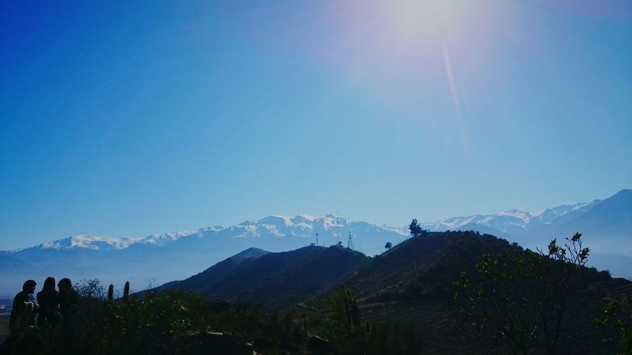 First Eyeem Photo Chile Mountains And Sky