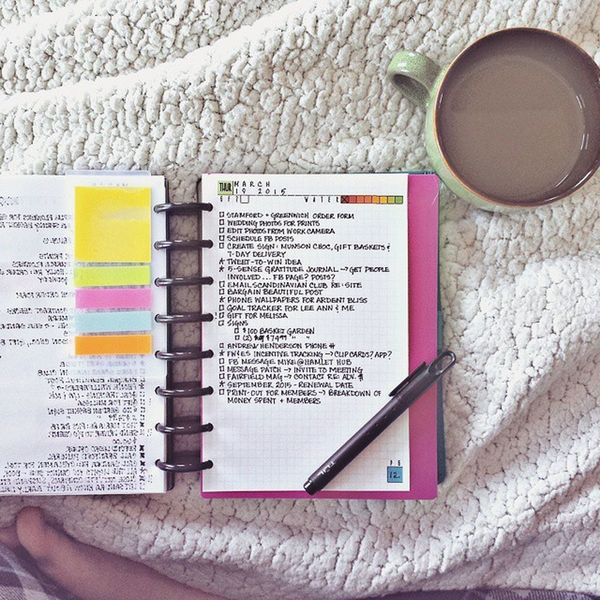 A good start to my day off! Let's start filling in some of the boxes, shall we? Productivity Plannercommunity Planneraddict Plannerlove plannerfun plannernerd paperplanners bulletjournal arcplanneraddict arcplanneraddicts arcplanner