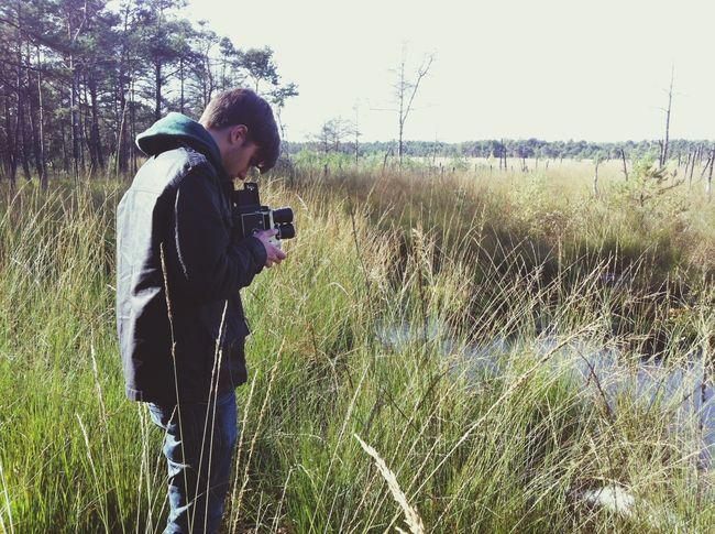 Taking Photos Analogue Photography