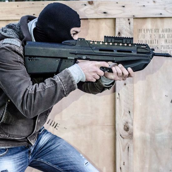 airsoft Airsoft Is My Hobbies AiRSOFTGUN fn 2000 Mask army