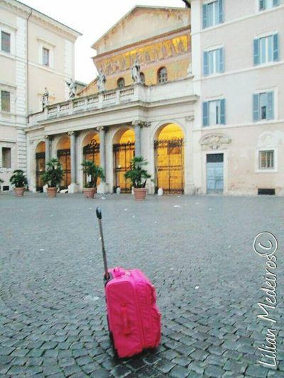 Architecture Reflexão  No People Roma Vacations History Italia Italy