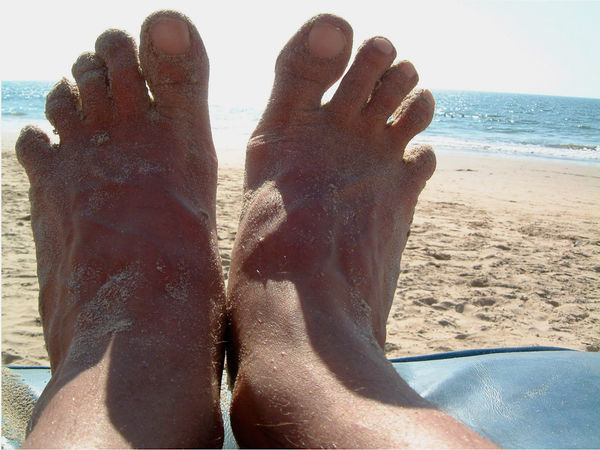 Bare Feet Beach Close-up Day Feet First Eyeem Photo Human Body Part Human Leg Leisure Activity Lifestyles Low Section Mans Friend Outdoors Real People Relaxation Sand Sand Dune Sandy Feet Sandy Feet Sea Sky Summer Twinkle Toe Vacations Water