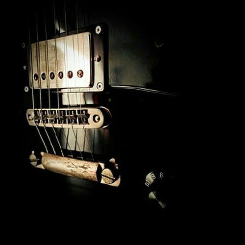 Blackandwhite Claunch 72 Monochrome Film Guitar Monochrome Monoart Eye4photography  Ee_daily