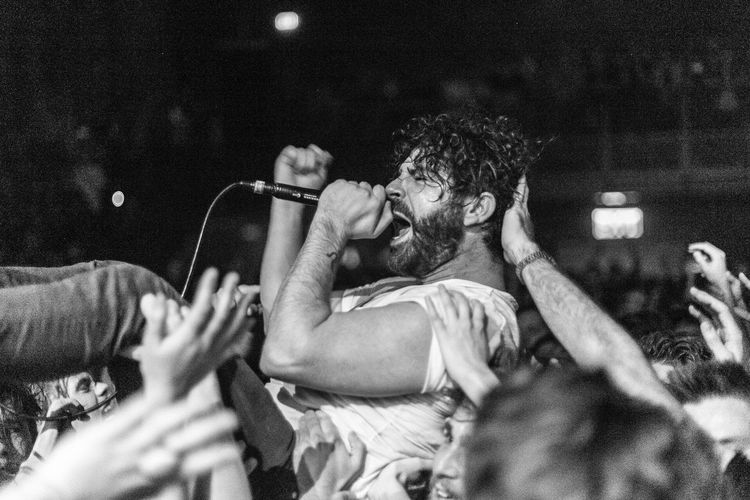 Foals @ Kesselhaus Berlin TakeoverMusic Foals Berlin First Eyeem Photo