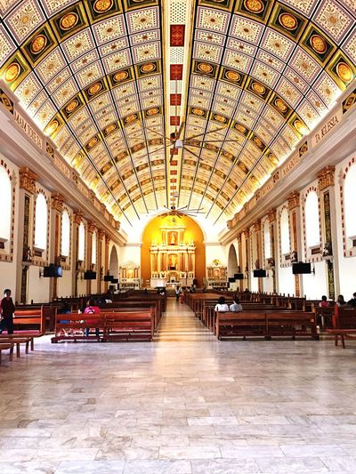 The Cathedral of Saint Peter Church Altar Church Altar Religious  EyeEm Phillipines