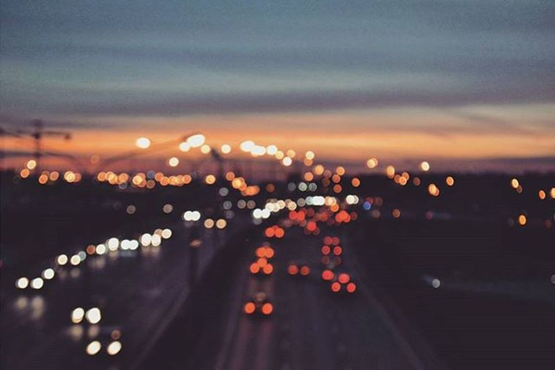 Eveningroadtrip 🚘🚗🌉 гуляйтамгдекрасиво