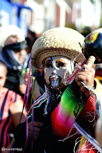 "Tradicion ""Parachicos"" chiapa de corzo, chiapas, mexico. People Watching Streetphotography Traveling Change Your Perspective"