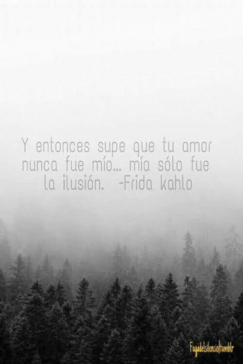 Imagenes Unicas Tristes Frida Kahlo :) ♥ :3