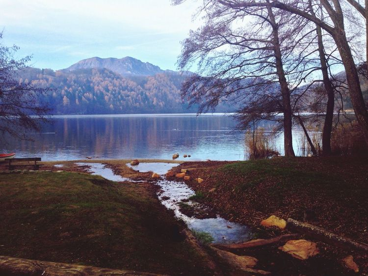 The Secret Spaces Trip IPhone Nature Lake Lake View Love Taking Photos Outdoors Day Beauty In Nature
