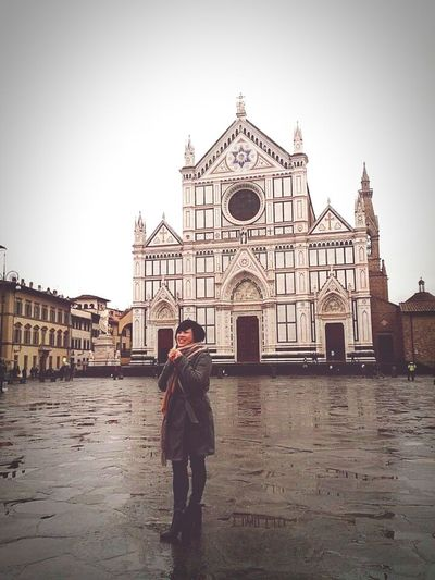 The Human Condition Happy Happy To Be Back ,In Love with Firenze again whatever Rain Or Shine
