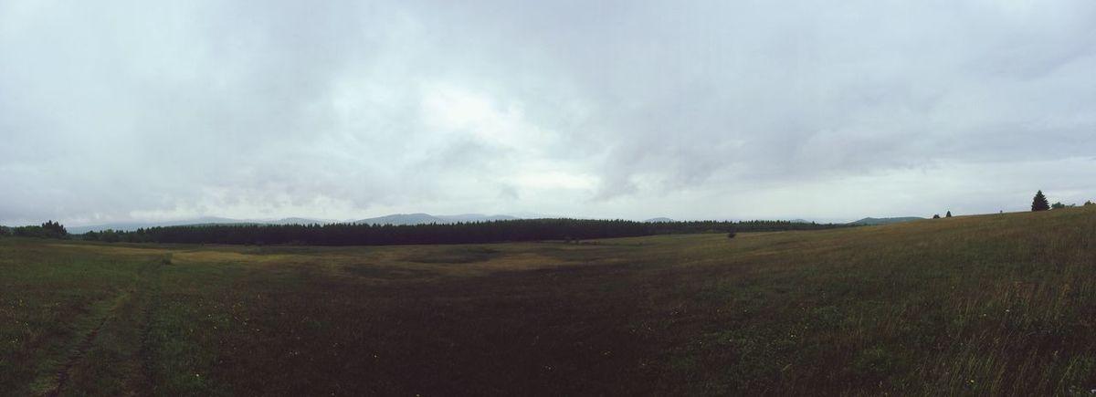 Panorama Rhön Hiking