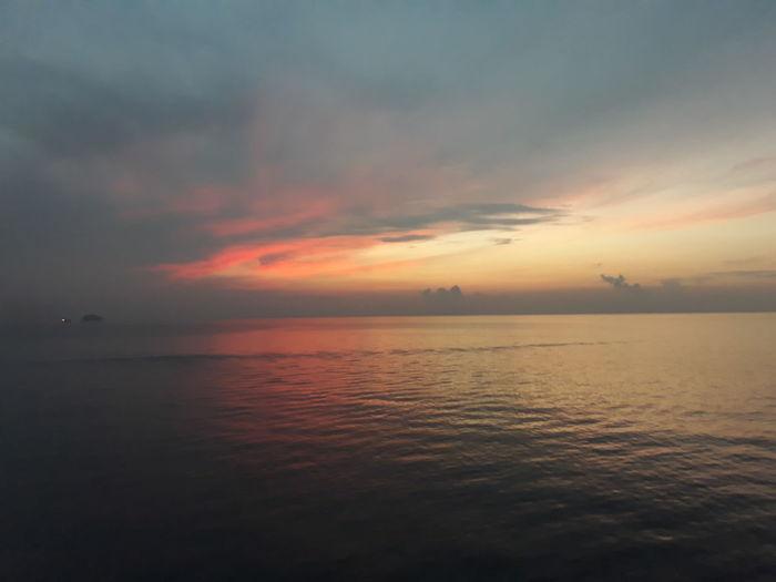 padangbai beach Sea Water Nature Beauty In Nature Tourism Beach