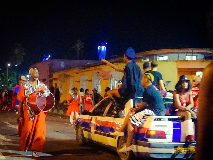 Carnaval Street Photography Martinique Funny