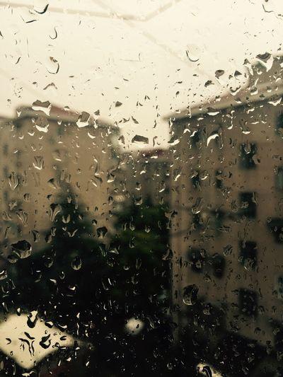 Raining day I Feel Down...