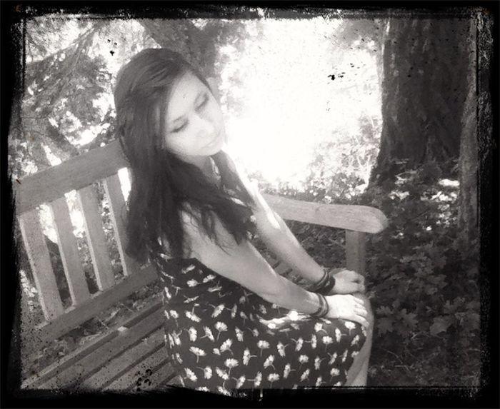 Me in a dress RARE Rare Moment Summerdress Pacsun Follow Me