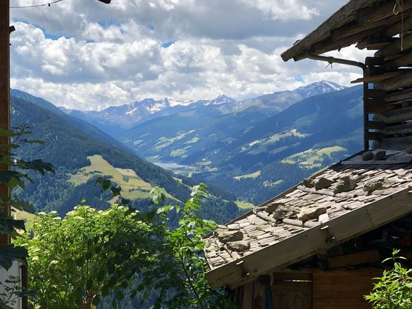Ultental Südtirol South Tyrol Alto Adige Italien Italy Italia Architecture Scenics - Nature Mountain Range Cloud - Sky Built Structure Beauty In Nature Tranquility Tranquil Scene Nature Landscape Building Exterior Building Roof Day The Great Outdoors - 2018 EyeEm Awards