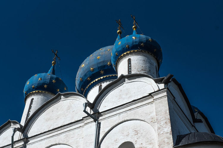EyeEmNewHere Church Russia Architecture Building Building Exterior Built Structure Churches Day Nature Outdoors Sky
