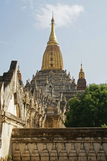 Temple ruins of Bagan, Myanmar Ancient ASIA Bagan Buddhism Building Exterior Built Structure Burma Culture Famous Place Myanmar Old Outdoors Pagoda Place Of Worship Religion Religious  Ruined Building Sights Sightseeing Temple Tourism Tourist Attraction  Travel Travel Destinations Traveling