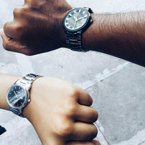 Watch buddies!!! 🙌🙆🙆 Ihaveathingforwatches