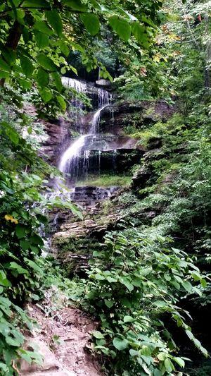 Mountain View Chasing Waterfalls Beautiful Waterfall