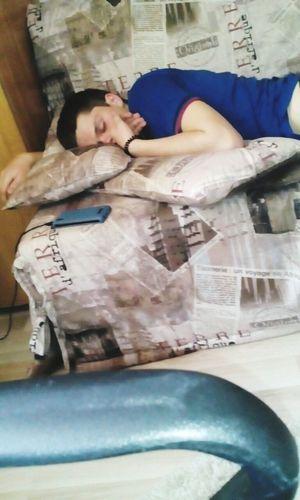 Relaxing Sleeps Lovehim Goodnight <3