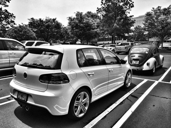 ancestry... Blackandwhite Volkswagen