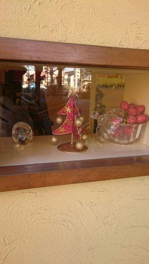 東尾久三丁目のクリスマスツリー
