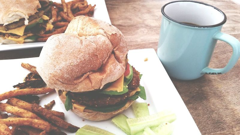 No need Meat to have a great burger time ! Vege Vegeburgers
