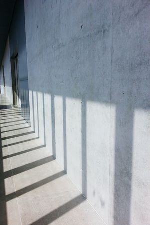 Shadows on the wall Shadow Built Structure Architecture Day Outdoors No People Building Exterior Shadows & Lights Light And Shadow Minimalism Sunlight Focus On Shadow Parallel Minimalist Architecture Clear Lines Pattern Pattern, Texture, Shape And Form Architectural Detail Architectural Feature Minimalism Photography Repeat Pattern Perspective Eyeem Architecture The Architect - 2017 EyeEm Awards The Graphic City Colour Your Horizn Visual Creativity The Architect - 2018 EyeEm Awards