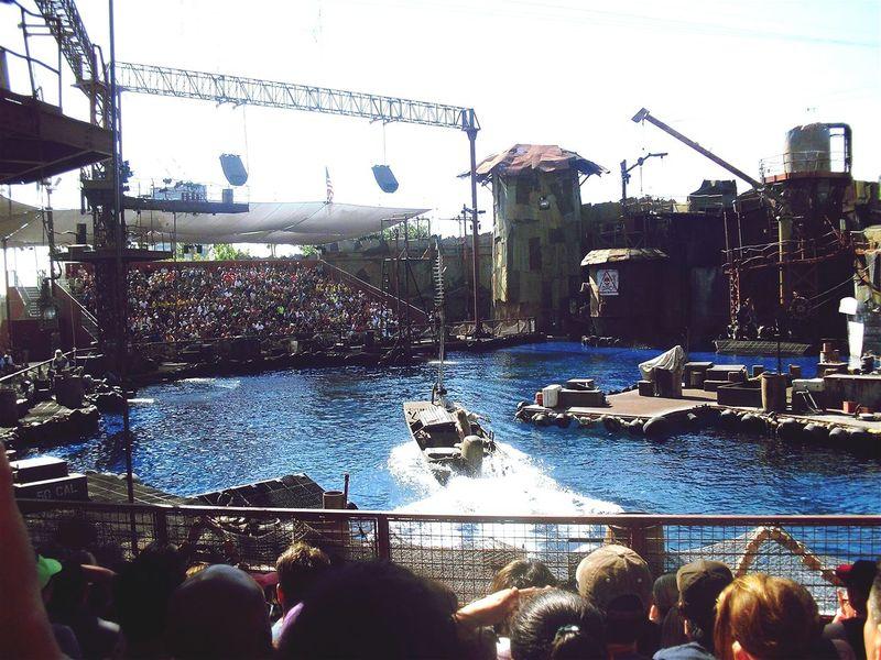 Amazing Day Beatifulday Waterworld Memories Of Summer Californiaadventures Universal Studios Hollywood Los Angeles, California