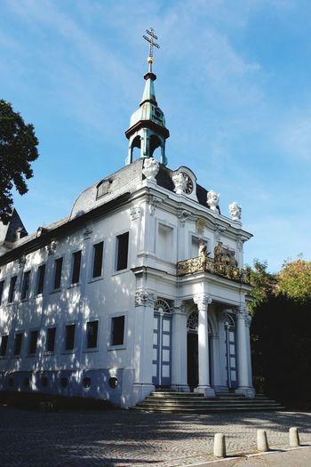 Kreuzbergkirche Church Kreuzbergkirche Bonn City Sky Architecture Building Exterior Cloud - Sky Historic Historic Building