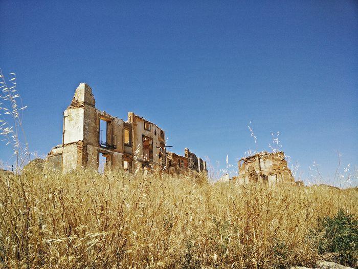 Ruins Belchite