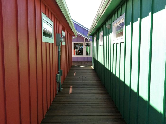 Colorful shopping Architecture Building Exterior Built Structure Colors Day No People Outdoors The Way Forward
