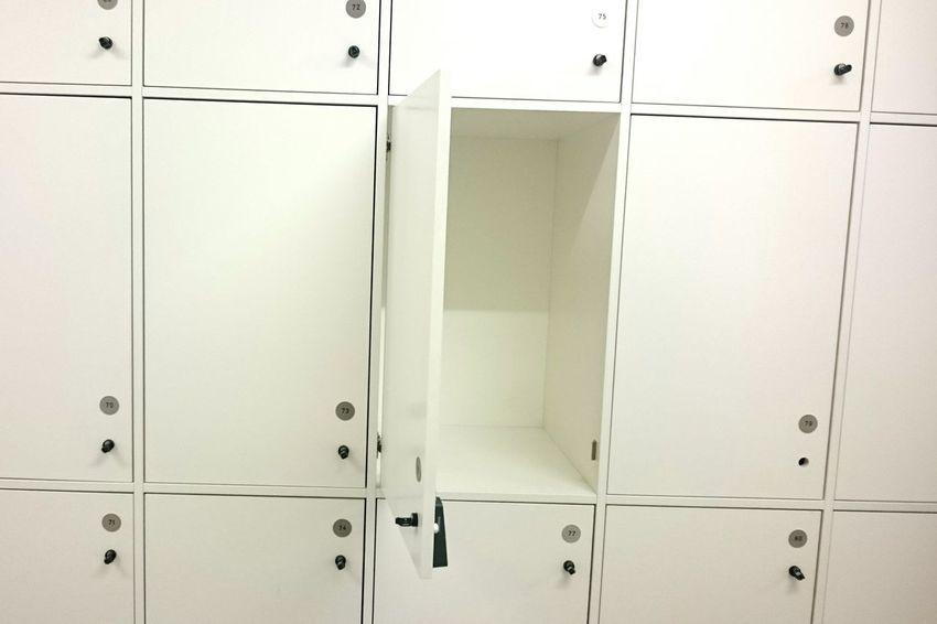 Locker Locker Room Indoors  Backgrounds No People Gym Day