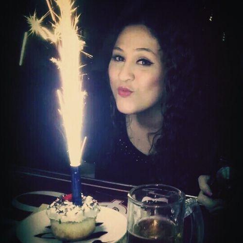 Birthday Girl♥ Big Eyes Cute♡ Kiss ✌