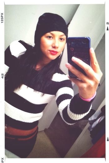 All thuggggGed out in sweater weather! ❄❄❄