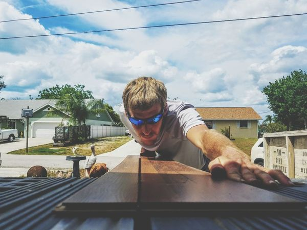 Man Working Man Close-up New Perspectives Perspective EyeEm Diversity Work Construction Adult Saw Blade At Work BYOPaper! The Architect - 2017 EyeEm Awards The Portraitist - 2017 EyeEm Awards The Photojournalist - 2017 EyeEm Awards