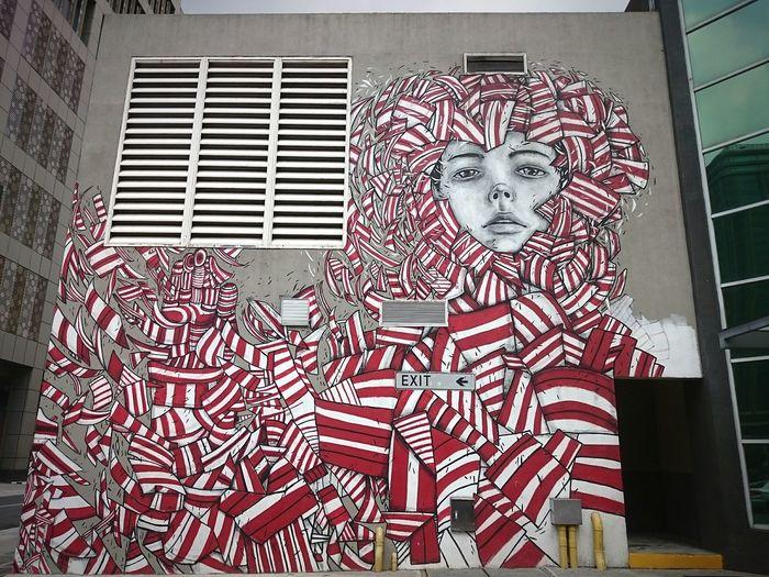 Hidden Gems  Street Photography Street Art Murals Art ArtBGC Eyeem Philippines Eyeem Taguig