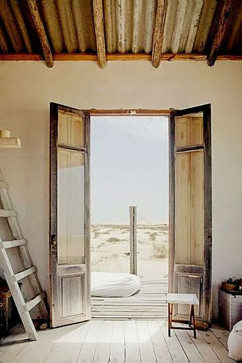 Home Interior Tranquility Sea Day Architecture Eye4photography  Window Luxury Indoors  Home Showcase Interior No People Domestic Life Curtain Sliding Door The Week Of Eyeem