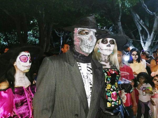 Celebration Human Representation Tradition DIA DE MUERTOS Muertos Desfile Dia De Muertos Skulls And Bones Mask Multi Colored Muertosvivientes Catrina Day Of The Dead Querétaro