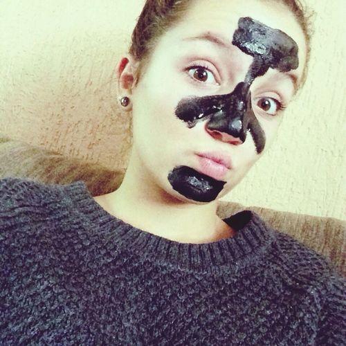 No Make-up ..